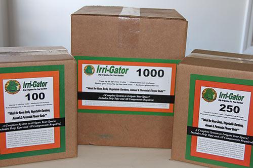 Irri-Gator Drip Irrigation Kits, Drip Kits, Garden Drip Kits, Gator Kits