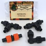 FP1, Gator Fitting Pack for Irri-Gator Kits, Fitting Pack