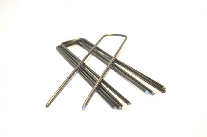 U Shaped Wire Hold Downs